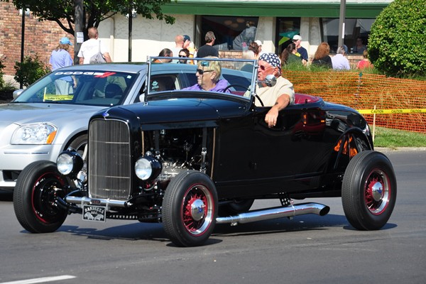 Ford Model A Roadster Highboy