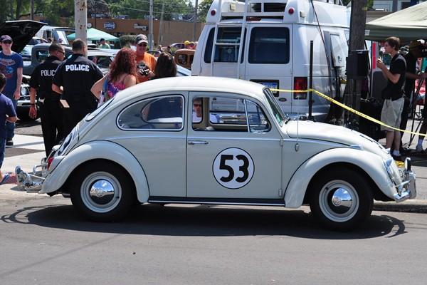 Volkswagen Beetle Love Bug
