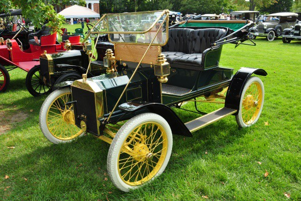 1907 Ford Model R Bill Reiling