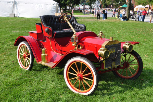 1908 Ford Model S Paul Schaefer