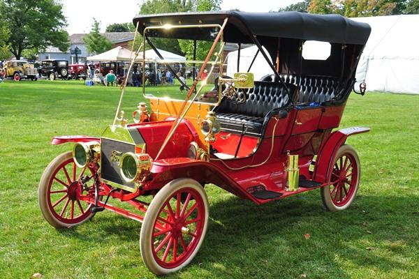 1909 Ford Model T Touring John Forster