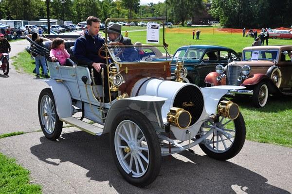 1909 Franklin Model G Touring Christine Gray