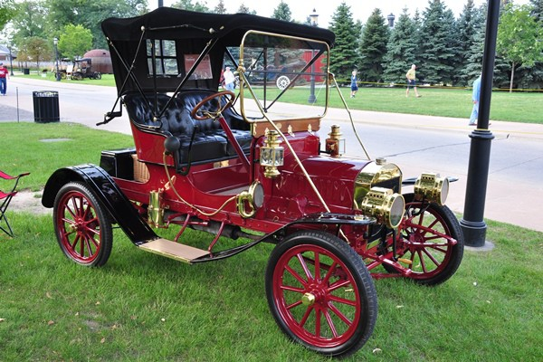 1910 Maxwell AA Rod Dotten