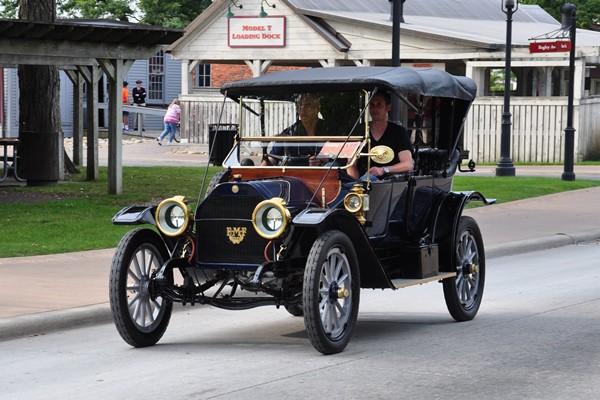 1912 EMF Touring