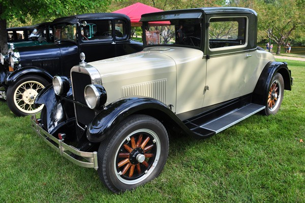 1926 Dodge Brothers 140 Standard Six Thomas Myers