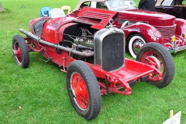 1928 Marmon Racer Buck Mook