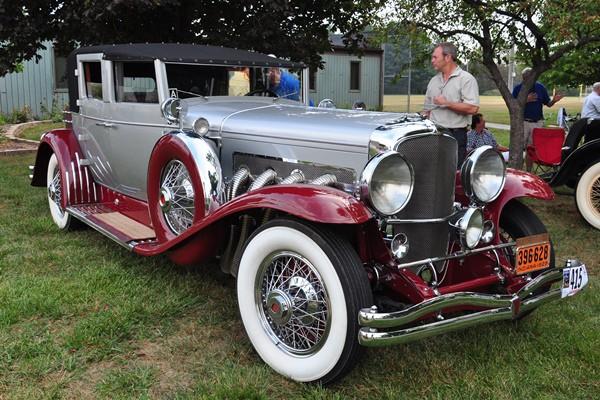 1929 Dusenberg J-237 All-Weather Cabriolet William Dreist