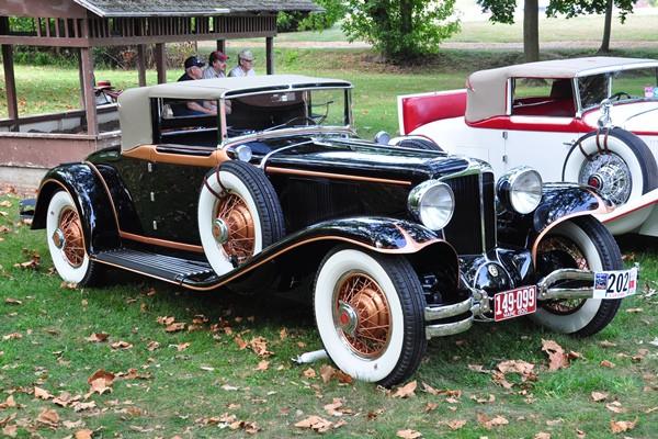 1930 Cord L-29 Cabriolet Ken Clark