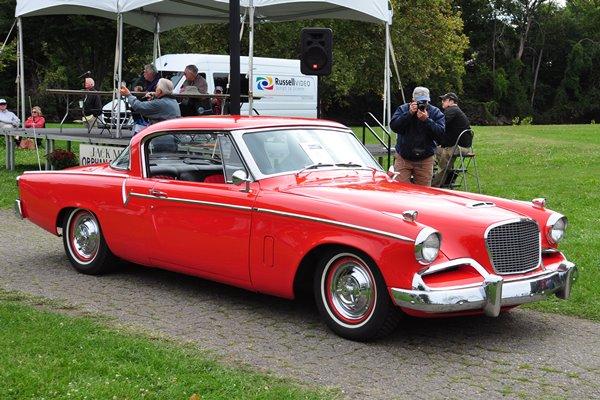 1956 Studebaker Skyhawk Hardtop Dennis Barry
