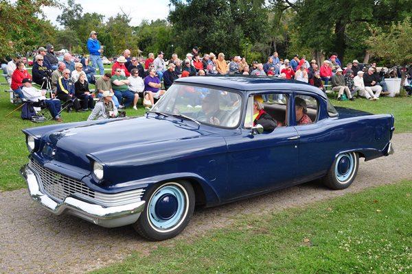 1957 Studebaker Scotsman two-door sedan LF Malcolm and Kathi Risner