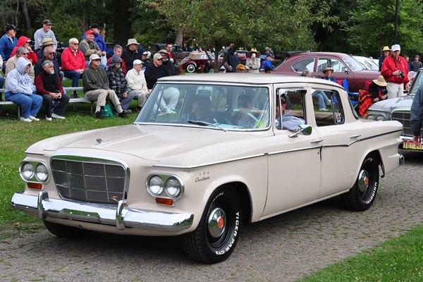 1962 Studebaker Lark Cruiser William Egyed