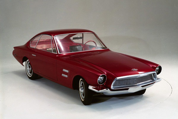 1963 Ford Allegro Concept front