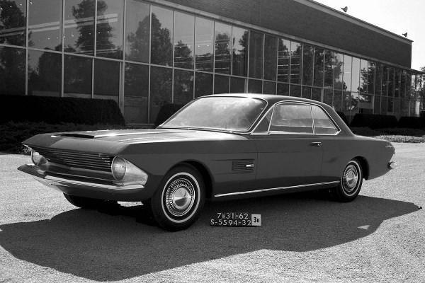 Ford Allegro concept 7-31-62