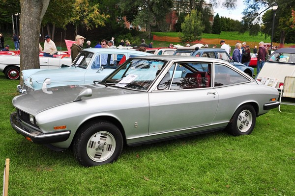 Zoe Vernis 1981 Isuzu 117 XC Coupe