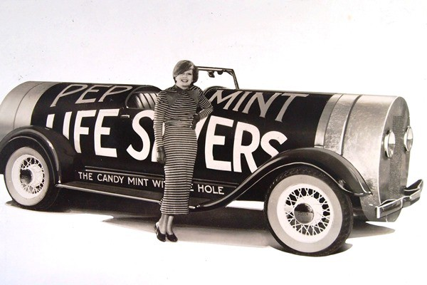 1934 Dodge Lifesavers roadster