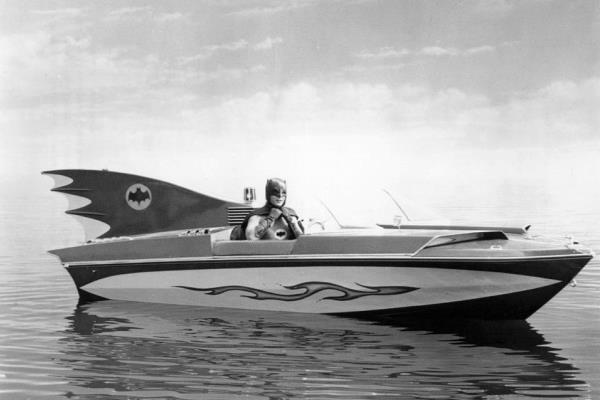 1966 Glasstron Batboat