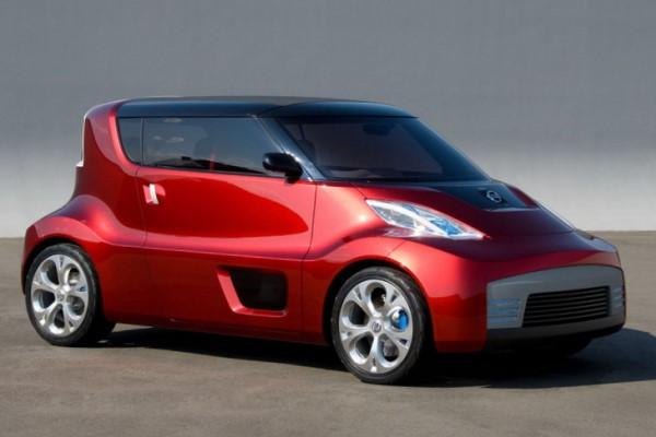 2007 Nissan Round Box Concept