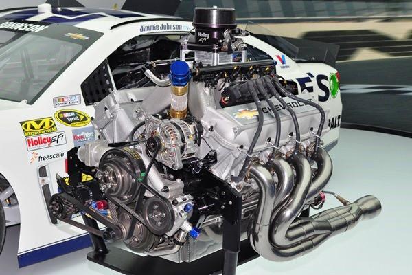 Chevrolet R07 Nascar Sprint Cup engine