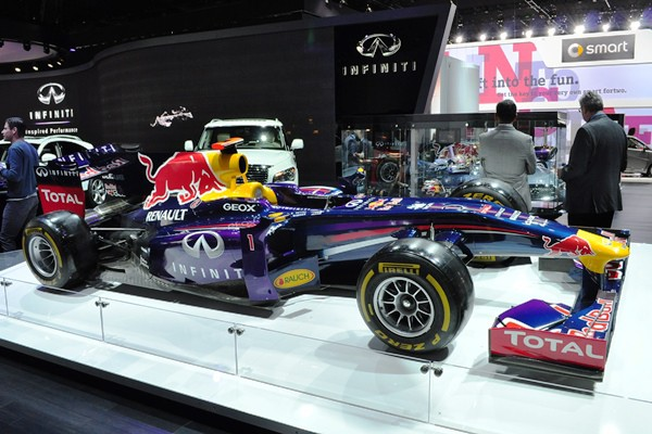 Renault F1 showcar