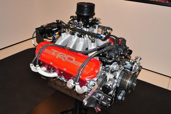 Toyota Racing Developments NASCAR V8