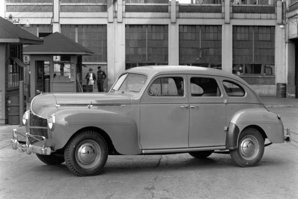 1940 Dodge Four Door Sedan