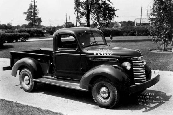 1940 GMC Model 100 Pickup