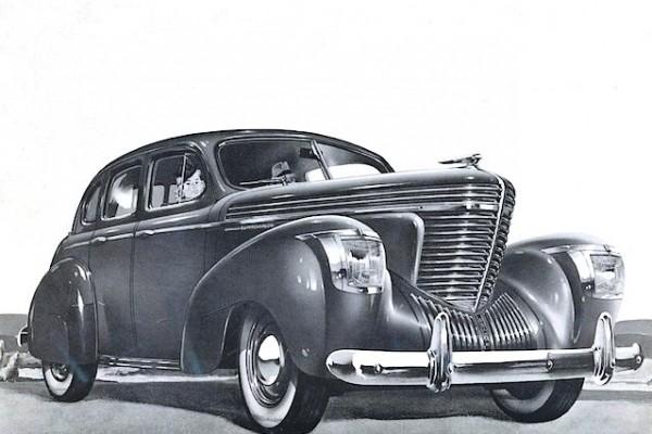 1940 Graham 150