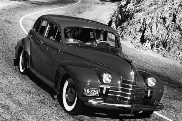 1940 Oldsmobile Sedan