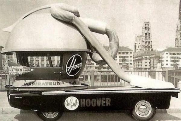 Citroen Hoover Vacuum