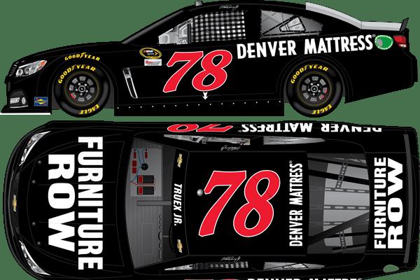 Martin Truex Jr Denver Mattress Chevrolet