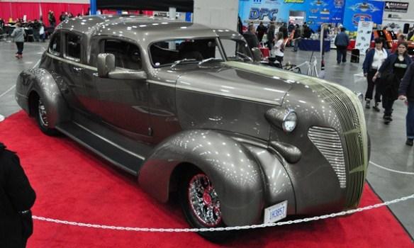 1937 Hudson Terraplane Sedan CJ Cumar