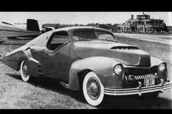 1940 Mercury Custom Frank Maratta