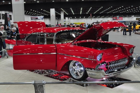 1957 Chevrolet Bel Air John Sadler N. Little Rock AR