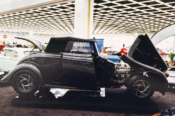 1989 Mike Baliestero 1934 Ford Cabriolet