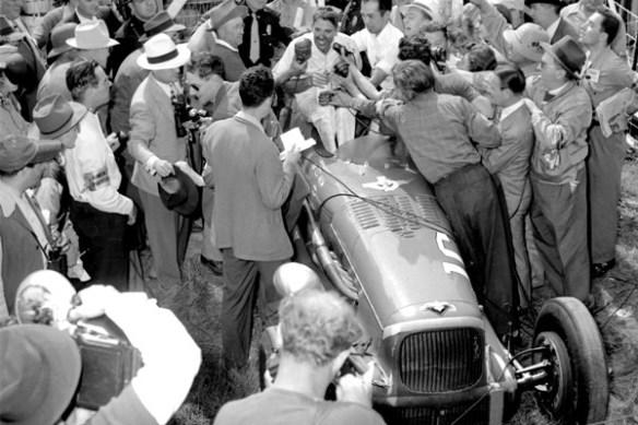 1946 George Robson Victory Circle