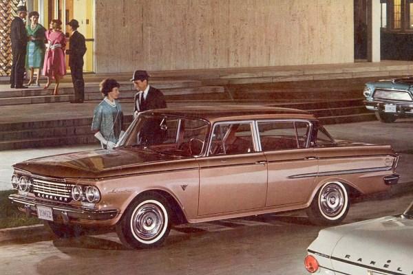 1962 AMC Rambler Ambassador Sedan
