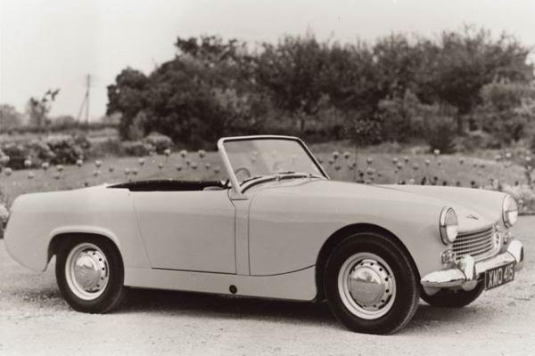 1962 Austin Healey Sprite Mark II