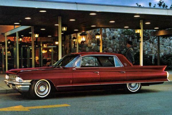 1962 Cadillac 60 Special Sedan
