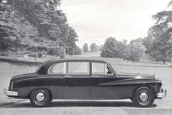 1962 Daimler Limousine