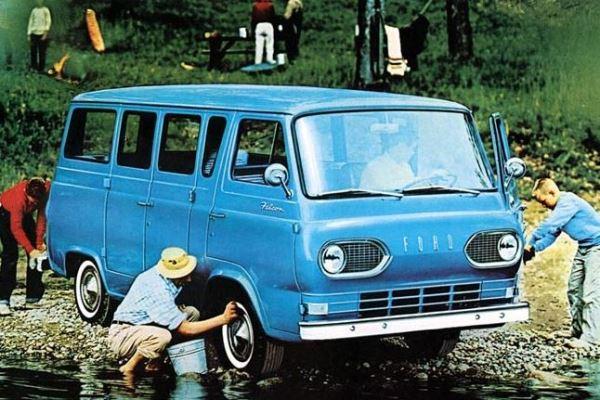 1962 Ford Falcon Club Wagon