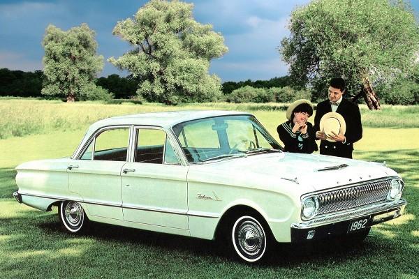 1962 Ford Falcon Sedan