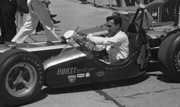 Bobby Johns capsule car