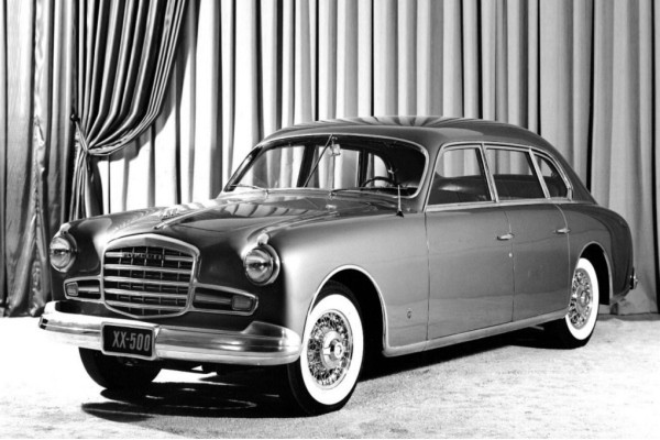 1950 Plymouth XX-500 prototype