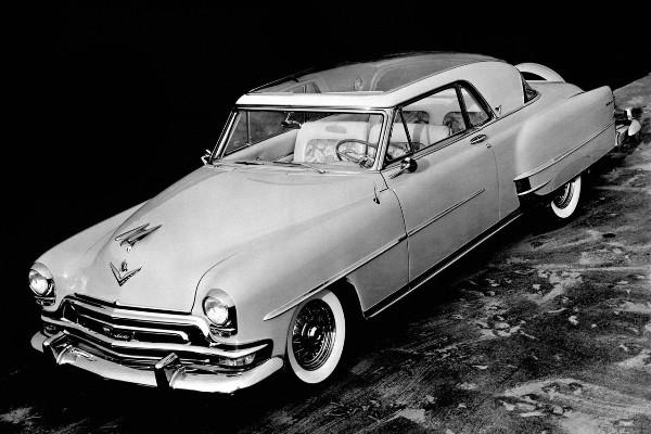 1952 Chrysler La Comtesse