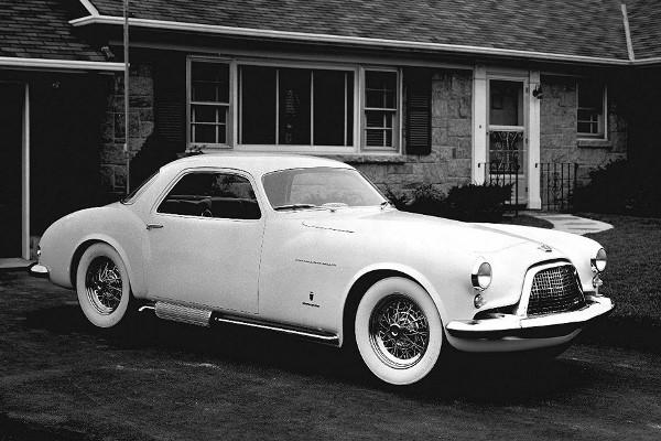 1954 DeSoto Adventurer I