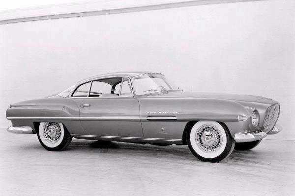 1954 Plymouth Explorer