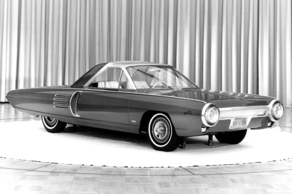 1962 Chrysler Typhoon Turbine