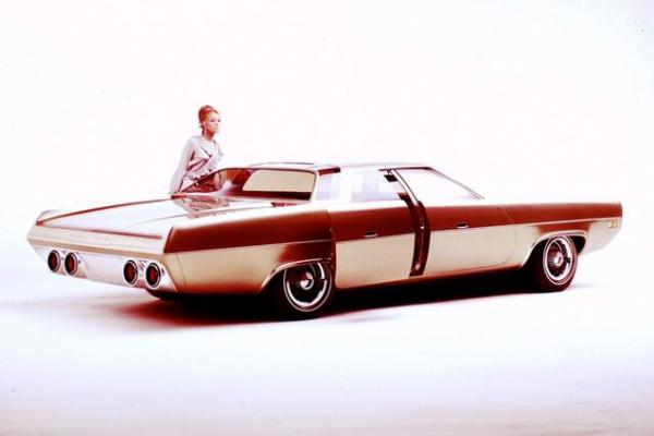1969 Chrysler Concept  70X