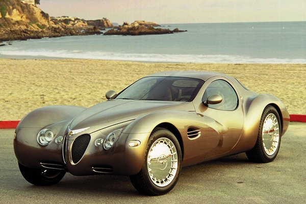 1995 Chrysler Atlantic Concept