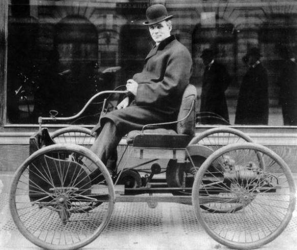Henry Ford Quadricycle